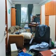Detektei - Grafik Mietnomaden Messy-Wohnung