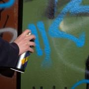 Detektei - Grafik Sachbeschädigungen Graffiti